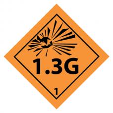 1.3G Sticker 5 x 5cm (8 pcs)