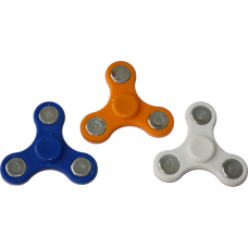 3 Fidget Spinners Compact