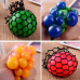 4x Mesh Squishy Ball