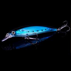 Kunstaas Roofvis - Bright Blue - 11cm