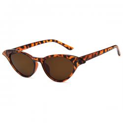 Cat Eye Sunglasses Leopard Butterfly