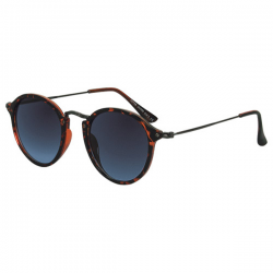 Clubmaster Rond Leopard