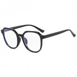 Computerbril - Anti Blauwlicht Bril - Retro Elton - Zwart