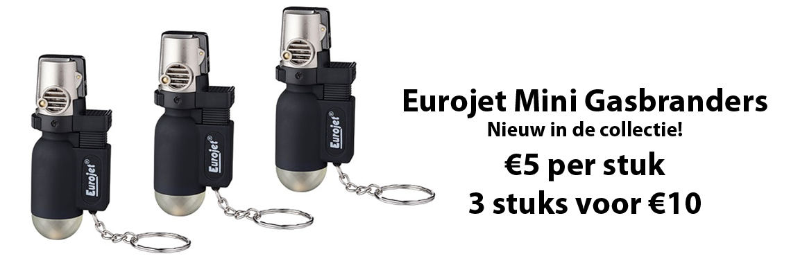 Eurojet Mini Gasbranders