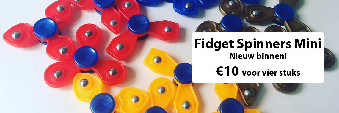 Fidget Spinners Mini