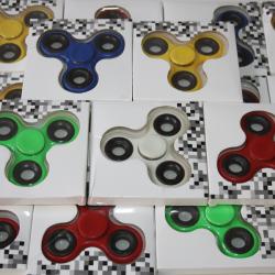 Fidget Spinners (set van 10 stuks)