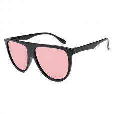 Flat Top Pink Mirror