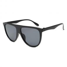 Flat Top Zonnebril Zwart