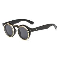 Flip Up Sunglasses Black
