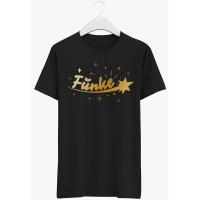 Funke T-Shirt Zwart