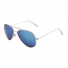 Kinder Pilotenbril Blauw Spiegel