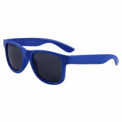 Kinder Wayfarer Zonnebril Blauw