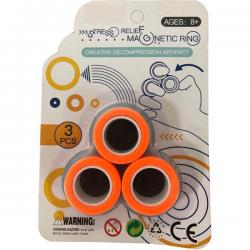 Magnetic Ring - Orange