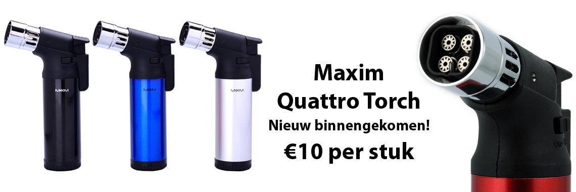 Maxim Quattro Torch