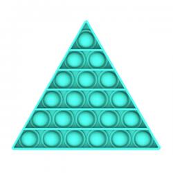 Pop It Fidget - Pop Bubble - Triangle - Mint