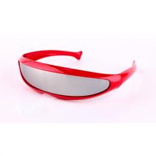 Snelle Planga Rood - Zilver Spiegel