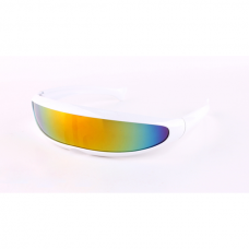 Snelle Planga Wit - Rainbow