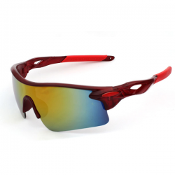 Sport Sunglasses Red
