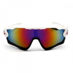 Sport Sunglasses White 2018