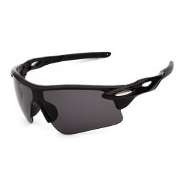 Sport Zonnebril Zwart