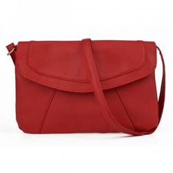 Shoulder Bag Red