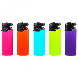 Vijf Stormaanstekers Gekleurd