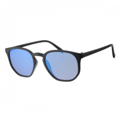 Wayfarer Black Blue Mirror 2019