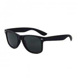 Wayfarer Sunglasses Matte Black - Polarised
