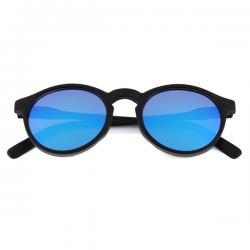 Wayfarer Round - Blue Mirror 2019