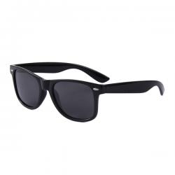 Wayfarer Sunglasses Black - Polarised