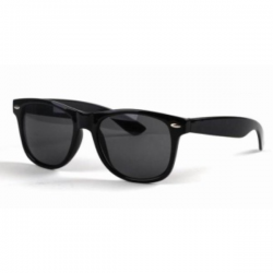 Wayfarer Black - Dark Lenses