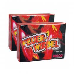 Feuerwirbel (10 stuks)