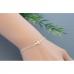 Zilveren Armband met Kruisje